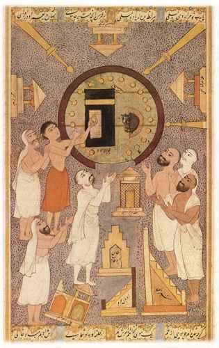 Naqshbandi Golden Chain Qasim ibn muhammad ibn abu bakr