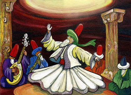 sufi dervish whirling analysos Turkey's dervishes whirl for beloved sufi mystic the dance of the whirling dervishes is now a the authorities also allowed the whirling dervish.